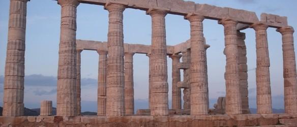 157 Templo Poseidón Puesta de sol